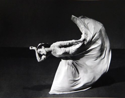Martha Graham in Letter to the World, 1940. Photo: Barbara Morgan (1900-1992)