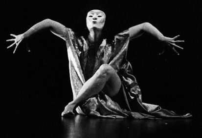 Mary Wigman in Hexentanz