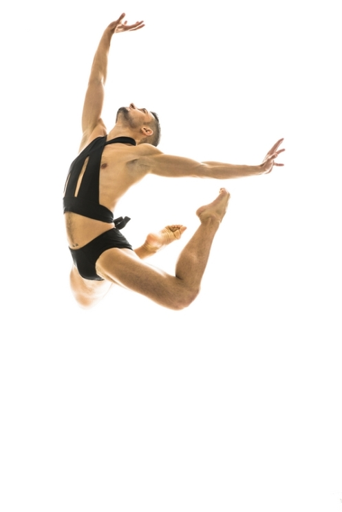 Elisa Monte Dance's Thomas Vavaro. Photo: Matthew Murph